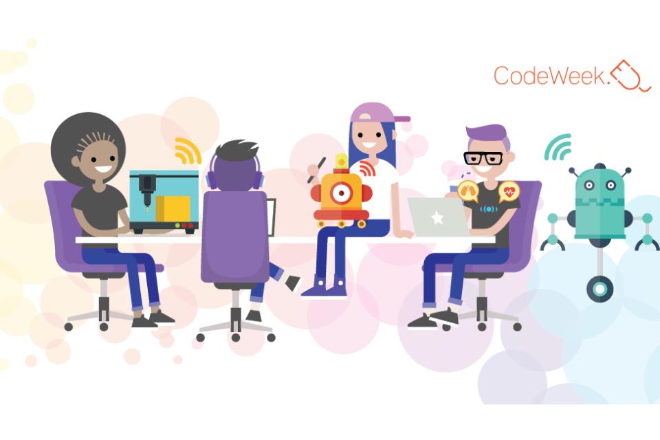CodeWeek -Europejski Tydzień Kodowania 2020