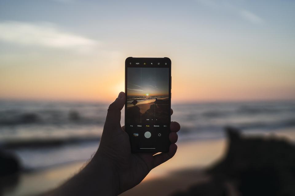 Jak korzystać z aparatu na urządzeniach mobilnych