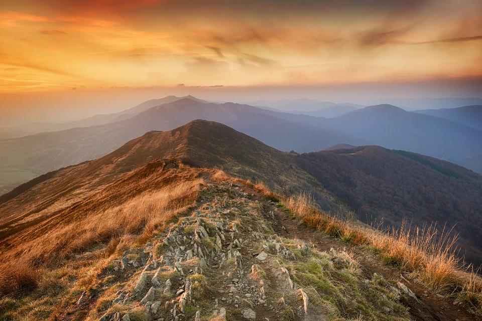 Dzień Terenów Górskich - Bieszczady