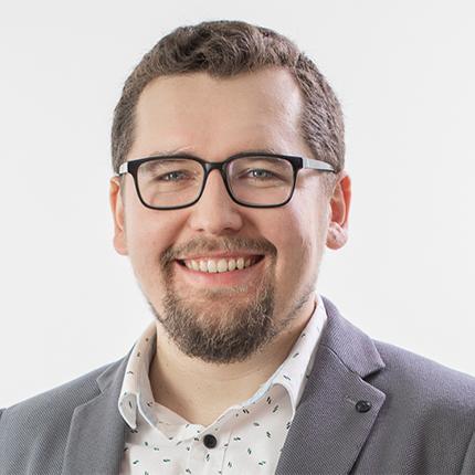 Janusz Pietroszek z Vireo Media