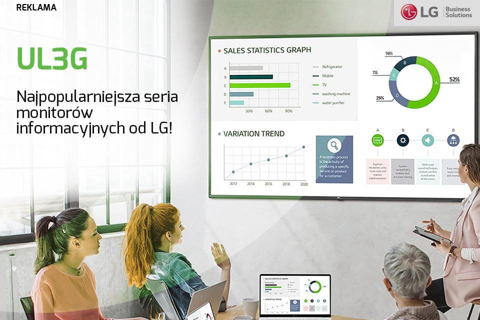 monitory LG