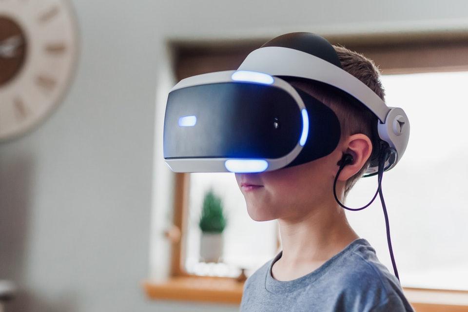 virtual reality - wirtualna rzeczywistość