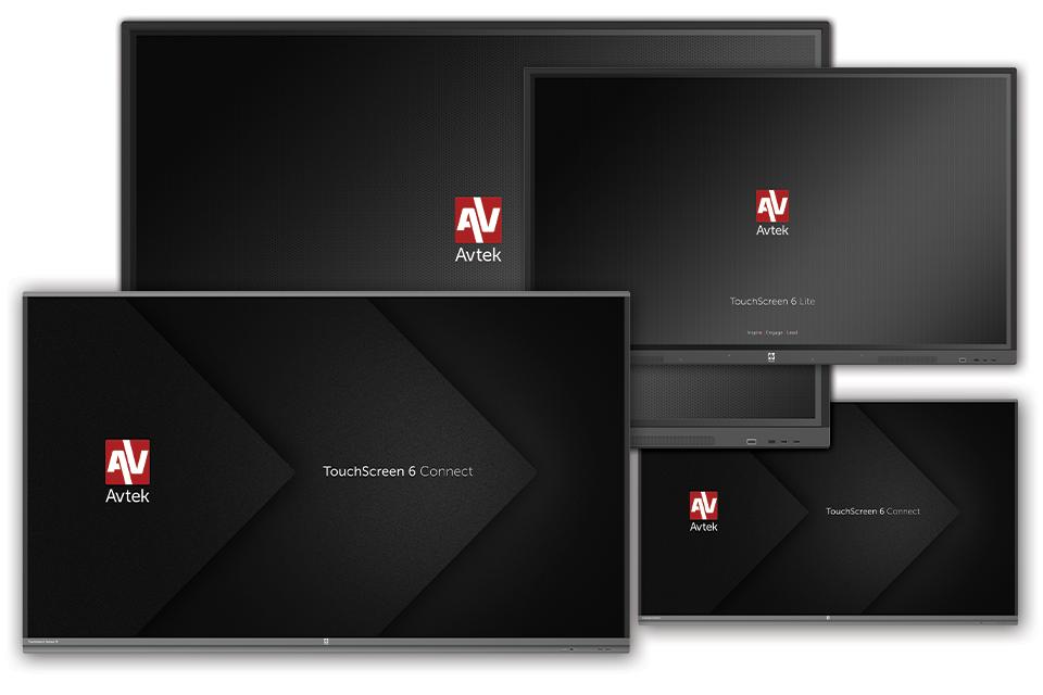 Monitory interaktywne Avtek TouchScreen - najlepszy wybór dla programu Aktywna Tablica